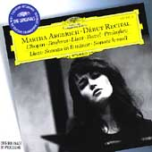 D&#233;but Recital / Martha Argerich