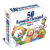 Various Artists: 50 Favourite Christmas Carols, Songs & Stories