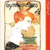 Gymnop&#233;dies - Satie, Faur&#233;, et al / Ciacci, I Cameristi