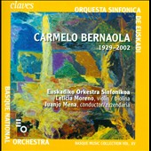 Basque Music Collection, Vol. 15: Music of Carmelo Bernaola / Basque Nat'l Orch.