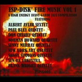 Various Artists: Fire Music, Vol. 1