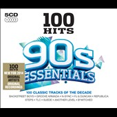Various Artists: 100 Hits: 90s Essentials