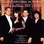A Gala Christmas in Vienna / Domingo, Brightman, Lotti