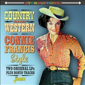 Connie Francis: Country & Western Connie Francis Style