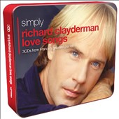 Richard Clayderman: Simply Richard Clayderman Love Songs