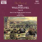 The Best of Emile Waldteufel Vol 11 / Walter, Slovak PO