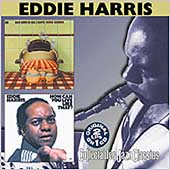 Eddie Harris: Bad Luck Is All I Have/How Can You Live Like That?