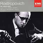 Rostropovich - The Russian Years - Knipper, Vainberg, et al