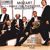 Mozart: Music for Piano and Wind Quintet / Hough, et al
