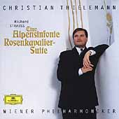 Strauss: Alpensinfonie, Rosenkavalier Suite / Thielemann