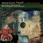Walton: Fa&ccedil;ade;  Lambert: Salome /Lloyd-Jones, Nash Ensemble