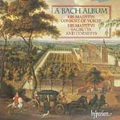 A Bach Album / His Majesties Consort of Voices, et al