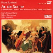 Schubert - An die Sonne - Choral Music with Piano / Neumann