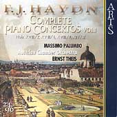 Haydn: Complete Piano Concertos Vol 1 /Palumbo, Theis, et al