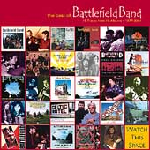 The Battlefield Band: The Best of Battlefield Band 1977-2001/Temple Records: A 25 Year Legacy