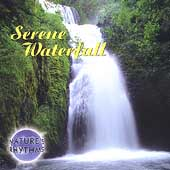 Nature's Rhythms: Nature's Rhythms: Serene Waterfall