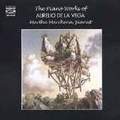 De La Vega: Piano Works / Martha Marchena
