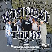 Various Artists: West Coast Thugs: Chapter One [PA]