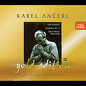 Ancerl Gold Edition 41 - Hanus: Symphony no 2, etc