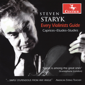 Every Violinist's Guide - Paganini, etc / Staryk