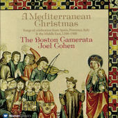 A Mediterranean Christmas / Cohen, Boston Camerata, et al