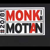 Paul Motian: Monk In Motian