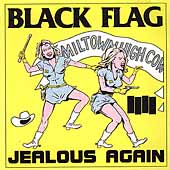 Black Flag (Punk): Jealous Again [EP]