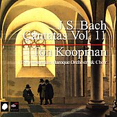 Bach: Cantatas Vol 11 / Koopman, et al