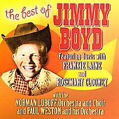 Jimmy Boyd (Singer/Actor): The Best of Jimmy Boyd
