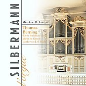Silbermann Organ - J.S. Bach / Thomas Berning
