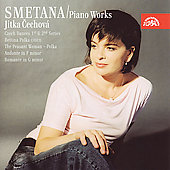 Smetana: Complete Piano Works Vol 3 / Cechova