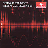Saxtronic Soundscape - Shapiro, Marinescu, etc / Masek