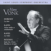 Saint Louis Symphony Orchestra - Hans Vonk