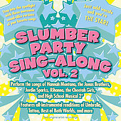 Various Artists: Slumber Party Sing-Along, Vol. 2