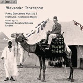 Tcherepnin: Piano Concertos / Ogawa, Shi, Singapore SO