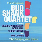 Bud Shank: The Pacific Jazz Years