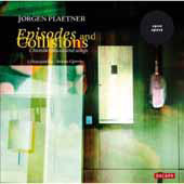 Plaetner: Episodes and Collisions Op. 82, Clarinet Sonata Op. 93, Songs / Gjerris, LINensemble