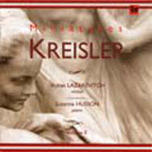 Kreisler: Miniatures Vol 2 / Vojkan Lazarevitch, Suzanne Husson