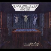 Peter Bjorn and John: Living Thing [PA] [Slipcase]