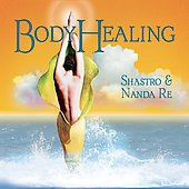 Shastro: Bodyhealing [Digipak] *