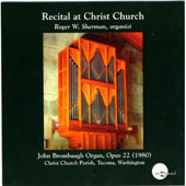 Recital at Christ Church