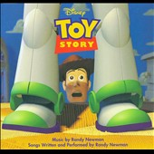 Randy Newman: Toy Story [Deutscher Original Film-Soundtrack]