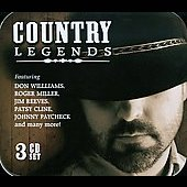 Various Artists: Country Legends