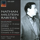 Nathan Milstein Rarities