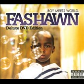 Fashawn: Boy Meets World [Deluxe Edition] [CD/DVD] [PA] [Digipak]