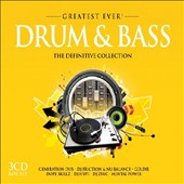 Various Artists: Drum & Bass: Greatest Ever