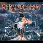 Downspirit: Point of Origin [Digipak] *