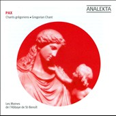 Pax: Gregorian Chants on the Theme of Peace