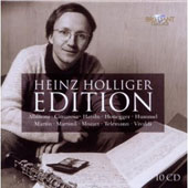 Heinz Holliger Edition