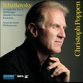 Tchaikovsky: Symphony No. 6; Hamlet Overture / Poppen